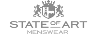 State Of Art Menswear logo